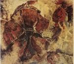Obras de arte: America : México : Quintana_Roo : cancun : rosa fósil