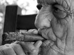 Obras de arte: America : Cuba : La_Habana : Vedado : Fumada