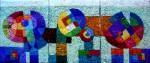 Obras de arte: America : Bolivia : Cochabamba : Cochabamba_ciudad : Abstracto 6