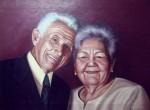 Obras de arte: America : México : Sinaloa : guamuchil : mis suegros