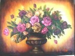 Obras de arte: America : México : Sinaloa : guamuchil : LAS ROSAS