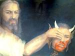 Obras de arte: America : México : Durango : durango_ciudad : La Muerte del Diablo;La Pintura Más Famosa de Mundo