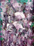 Obras de arte: Europa : Italia : Toscana : Forte_dei_Marmi : tornado nella bidonville