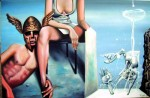 Obras de arte: Europa : Países_Bajos : Noord-Brabant : Eindhoven : WODANS PASION