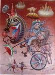 Obras de arte: America : Cuba : La_Habana : Vedado : el rapto de la mulata