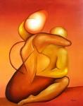 Obras de arte: America : Ecuador : Tungurahua : Ambato : Amantes Eroticus
