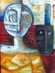 Obras de arte: America : Perú : Lima : miraflores : hombre