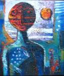 Obras de arte: America : Perú : Lima : miraflores : PERSONAJE