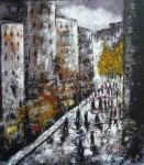 Obras de arte: Europa : España : Aragón_Zaragoza : zaragoza_ciudad : Barrio Gótico (Barcelona)