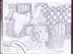 Obras de arte: America : Venezuela : Miranda : Guarenas : Estudiando a  Trompiz