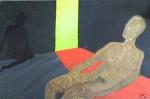 Obras de arte: America : Colombia : Distrito_Capital_de-Bogota : Bogota_ciudad : MURIENDO EN SILENCIO