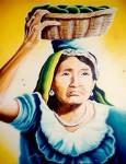 Obras de arte: America : El_Salvador : Santa_Ana : santa_ana_ciudad : SEÑORA DE NAHUIZALCO