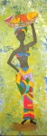 Obras de arte: America : Colombia : Antioquia : Envigado : Africana
