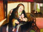Obras de arte: America : Panamá : Veraguas : Santiago_de_Veraguas : TERNURA