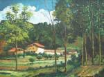 Obras de arte: America : Colombia : Santander_colombia : Bucaramanga : Paisaje