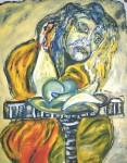 Obras de arte: Europa : Francia : Nord-Pas-de-Calais : LONGUENESSE : Les fruits bleus