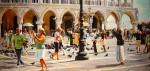 Obras de arte: America : Argentina : Buenos_Aires : Ciudad_de_Buenos_Aires : Una tarde de Domingo en San Marco
