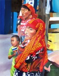 Obras de arte: America : Panamá : Panama-region : Panamá_centro : omekan(mujeres)