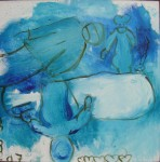 Obras de arte: America : Colombia : Antioquia : Medellín : Panico