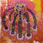 Obras de arte: America : México : San_Luis_Potosi : SLP : como araña