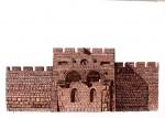 Obras de arte: Asia : Israel : Haifa : NEWE_SHAANAN : THE GOLDEN GATE (Jerusalem)