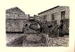 Obras de arte: Asia : Israel : Haifa : NEWE_SHAANAN : casa de pedra