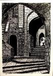 Obras de arte: Asia : Israel : Haifa : NEWE_SHAANAN : JERUSALEM SOMBRAS E LUZES
