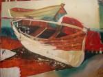 Obras de arte: America : Chile : Region_Metropolitana-Santiago : Las_Condes : bote