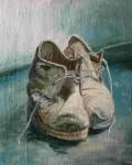 Obras de arte: Europa : España : Aragón_Zaragoza : zaragoza_ciudad : mis viejos zapatos