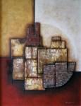 Obras de arte: Europa : España : Castilla_y_León_Zamora : Benavente : NAVEGANDO OTROS MUNDOS