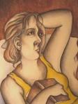 Obras de arte: Europa : España : Aragón_Zaragoza : zaragoza_ciudad : Retrato de mi Madre