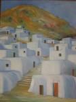 Obras de arte: Europa : España : Galicia_La_Coruña : Coruna : Casas de la Chanca-Almería