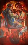 Obras de arte: America : Rep_Dominicana : Distrito_Nacional : 30_de_Marzo : Lección de Cuerdas