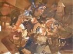 Obras de arte: America : Rep_Dominicana : Distrito_Nacional : 30_de_Marzo : Baile de Cachua
