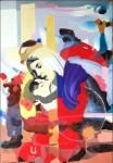 Obras de arte: America : Panamá : Panama-region : Panamá_centro : La piedad,homenaje a JAM.Montoya