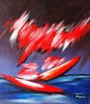 Obras de arte: America : Ecuador : Tungurahua : Ambato : ¨ Naufragos ¨