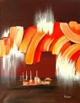 Obras de arte: America : Ecuador : Tungurahua : Ambato : ¨ Luminicencias # 18 ¨