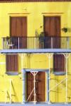 Obras de arte: America : Estados_Unidos : Nevada : Las_Vegas : Casa # 1 apuntalada