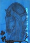 Obras de arte: America : Argentina : Buenos_Aires : La_Plata : Cabeza de Equino Azul