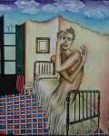 Obras de arte: Europa : España : Comunidad_Valenciana_Castellón : castellon_ciudad : EL DESPERTAR