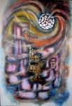 Obras de arte: America : Chile : Region_Metropolitana-Santiago : providencia : Los símbolos sagrados