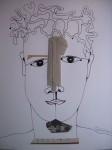 Obras de arte: Europa : España : Extremadura_Badajoz : badajoz_ciudad : La abstracción-clásica.15.Adolescentes.