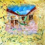Pintura metafísica y Abstracción de Miguel Ángel Vozmediano
