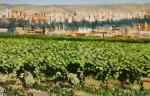 Obras de arte: Europa : España : Euskadi_Bizkaia : Bilbao : Viñedos en Logroño