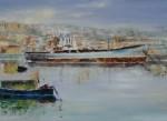 Obras de arte: Europa : España : Euskadi_Bizkaia : Bilbao : Ría de Erandio-Vizcaya