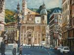 Obras de arte: Europa : España : Euskadi_Bizkaia : Bilbao : Iglesia de San Nikolas-Bilbao