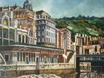 Obras de arte: Europa : España : Euskadi_Bizkaia : Bilbao : Estación de la Naja-Bilbao