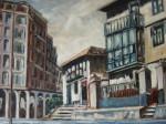 Obras de arte: Europa : Espa�a : Euskadi_Bizkaia : Bilbao : Barrio Kabiezes-Santurce
