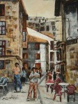 Obras de arte: Europa : España : Euskadi_Bizkaia : Bilbao : C/ Nuño Rasuna-Villarcayo