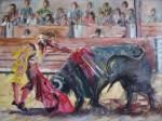 Obras de arte: Europa : España : Euskadi_Bizkaia : Bilbao : Estocada